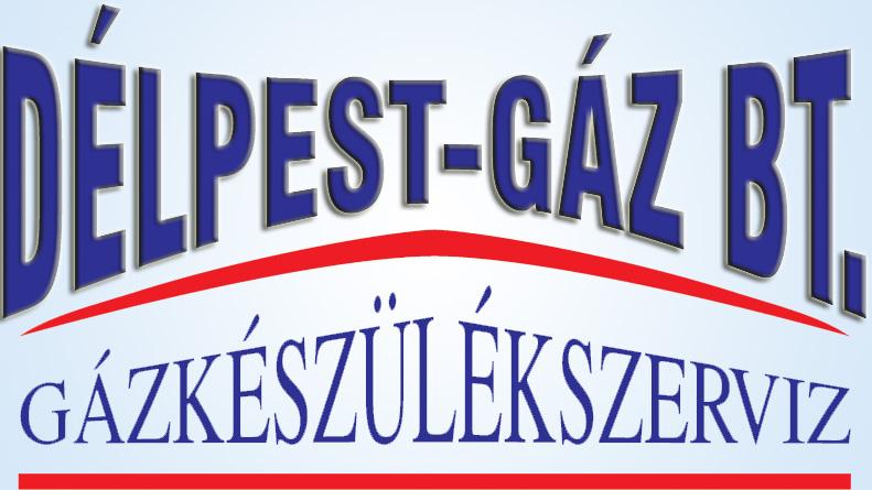 Délpest-GÁZ BT. Logo